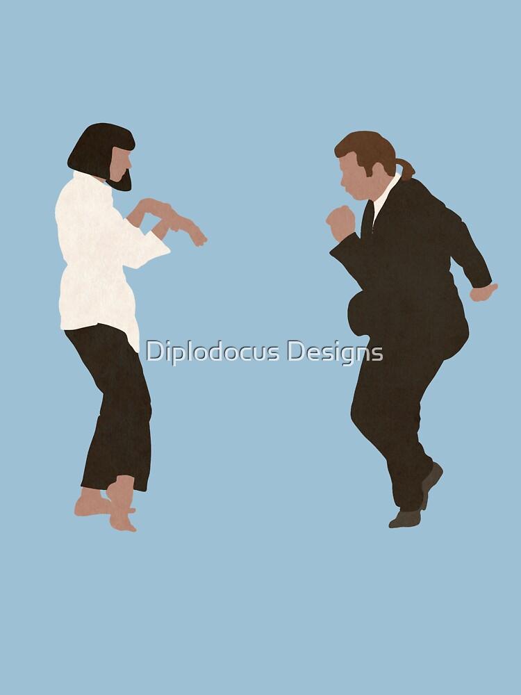 Pulp Fiction dance by jordanturnip