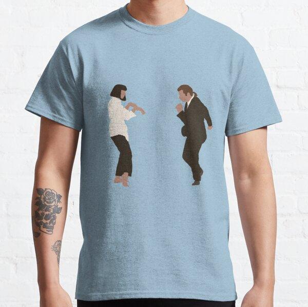 Danse Pulp Fiction T-shirt classique