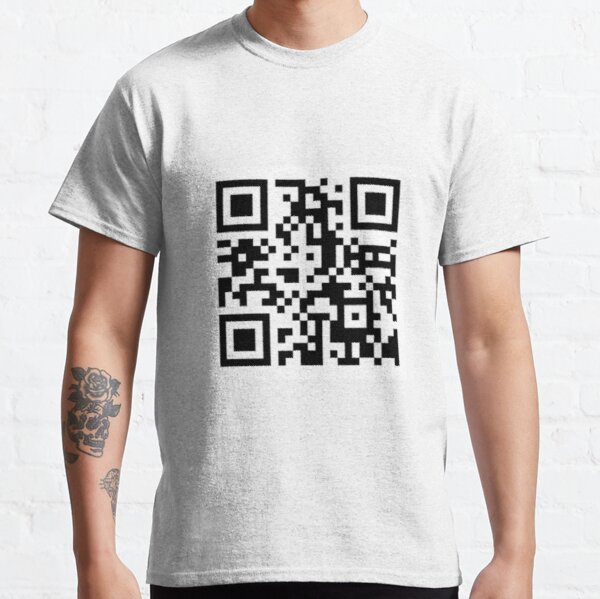 Código QR de Pornhub! Camiseta clásica
