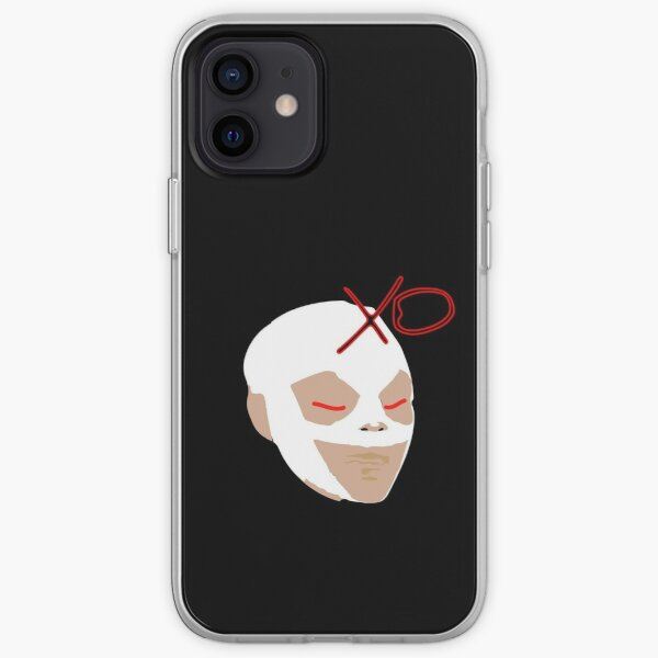 The Weeknd Mask iPhone Soft Case