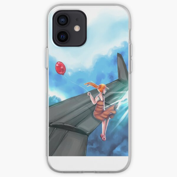 In the sky iPhone Soft Case