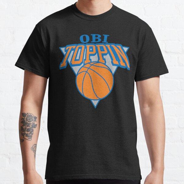 Obi Toppin New York Knicks Classic T-Shirt