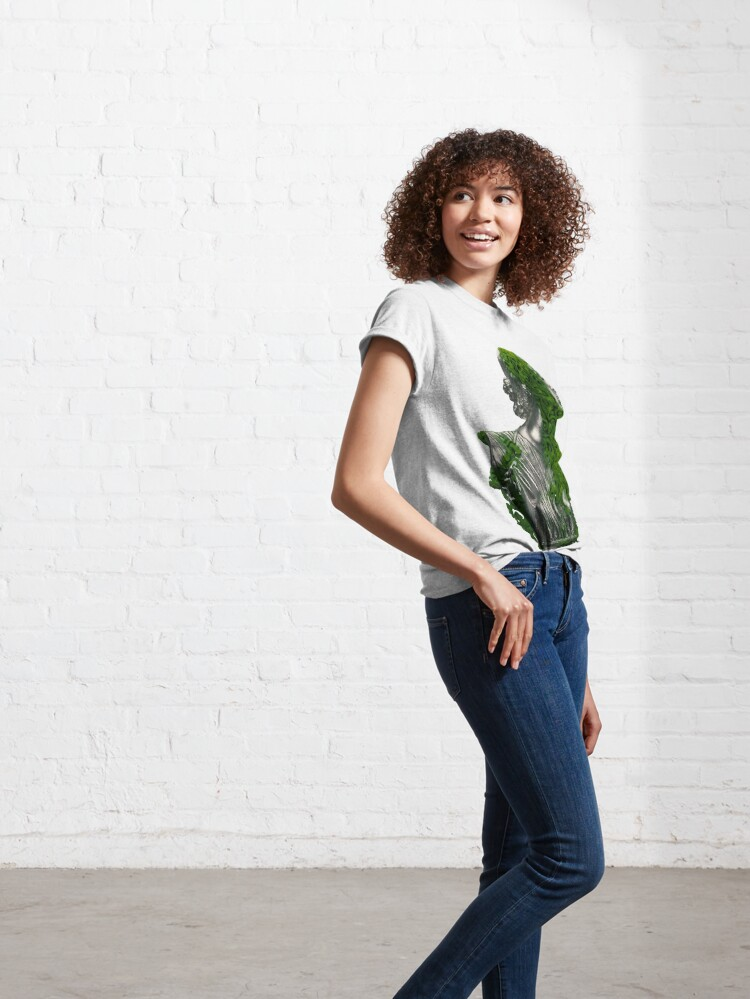 Alternate view of SILVER MOSS Classic T-Shirt
