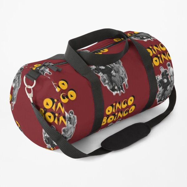 Oingo Boingo with ribbon image Duffle Bag
