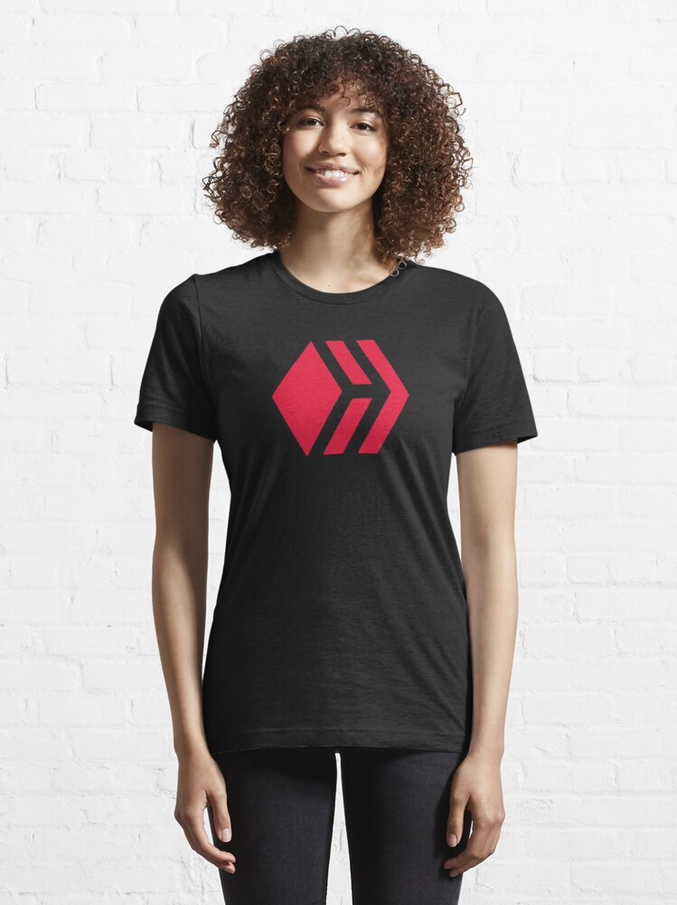 Alternate view of Hive Hive Baby Black Essential T-Shirt