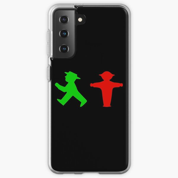 ampelmann symbol Samsung Galaxy Soft Case