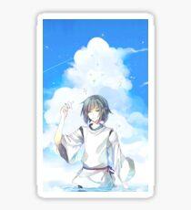 Haku - Spirited Away Sticker