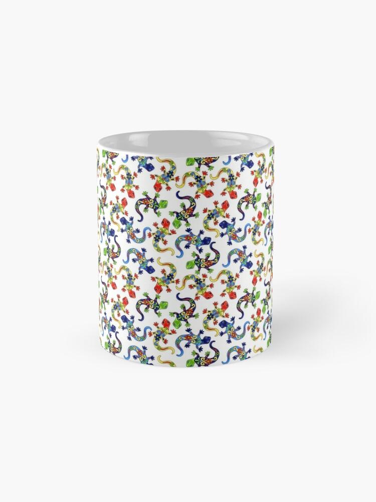 Alternate view of Gecko Vibrant Multi Print Mug