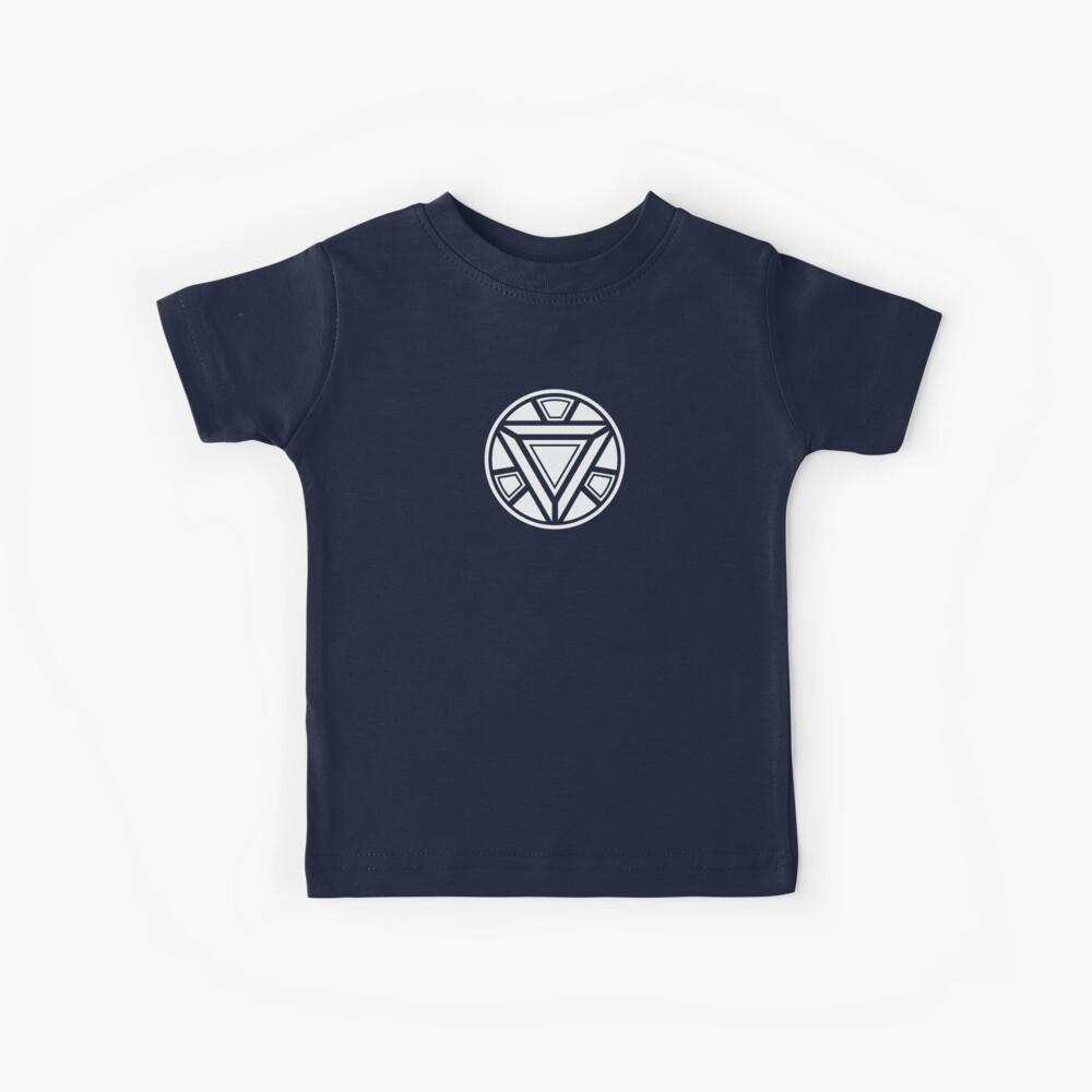 Lichtbogenreaktor Kinder T-Shirt