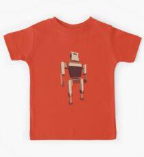 heartless robot Kids Tee