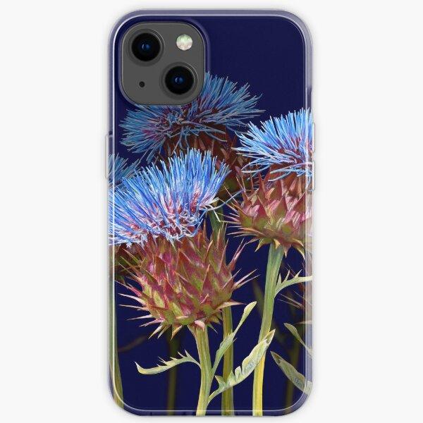 Scottish Thistle iPhone Soft Case