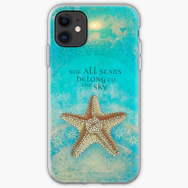Not All Stars Belong to the Sky iPhone Soft Case