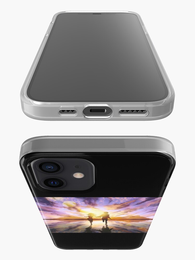 Alternate view of Running  iPhone Case & Cover