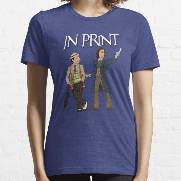 SEVEN & EIGHT (Logo Version) Essential T-Shirt