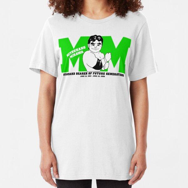 Mitsuharu Misawa Japanese Wrestling Legend T Shirt