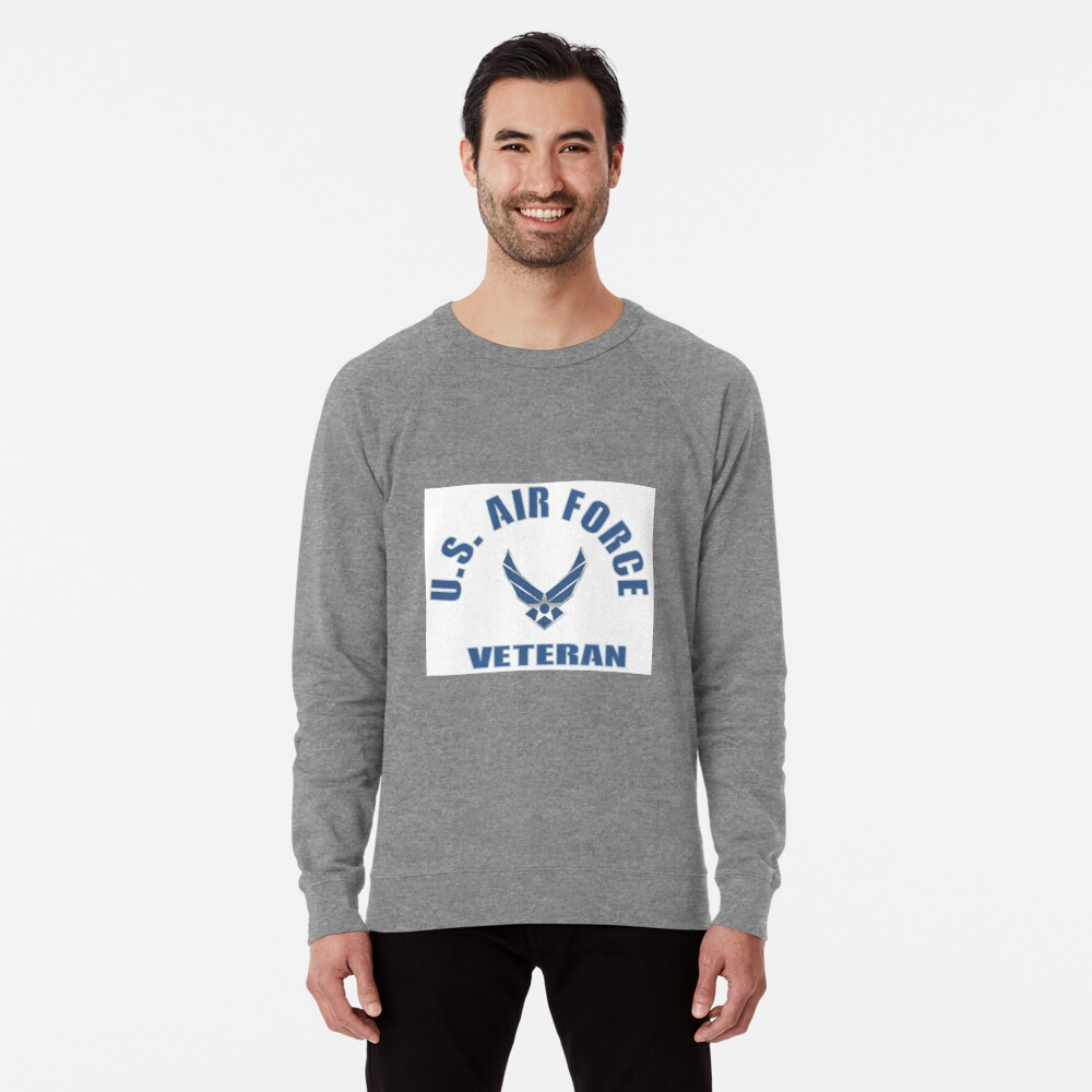 USAF Veteran Lightweight Sweatshirt