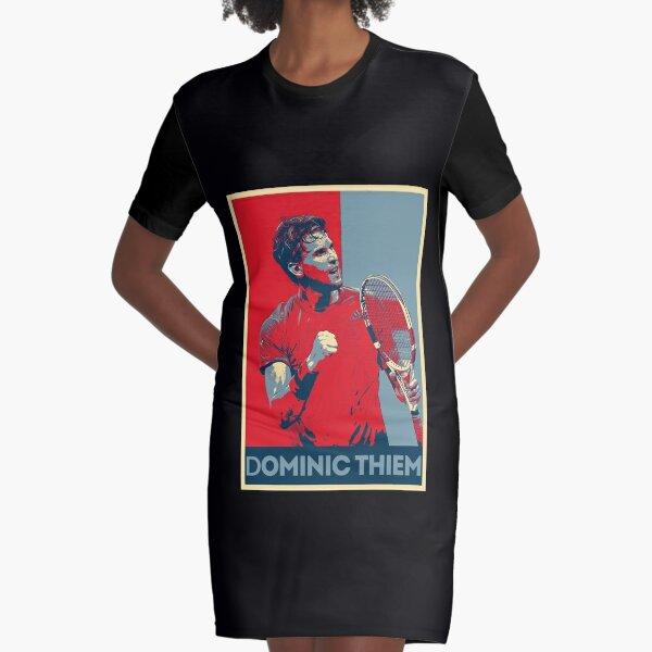 Dominic Thiem Graphic T-Shirt Dress