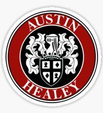 Austin-Healey Shield Logo Sticker