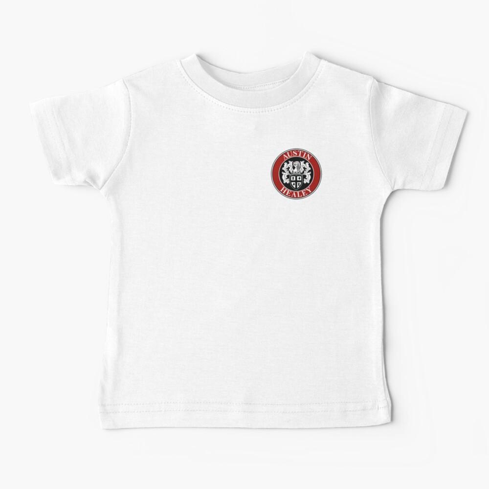 Austin-Healey Shield Logo Baby T-Shirt