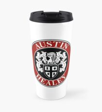 Austin-Healey Shield Logo Travel Mug