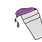 Purple Lean Cup by Je$$e K.