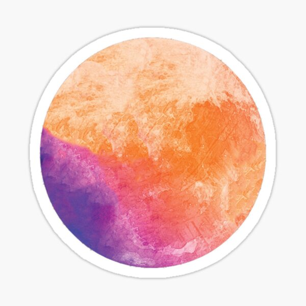 kid cudi man on the moon Sticker