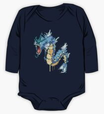 Gyarados One Piece - Long Sleeve