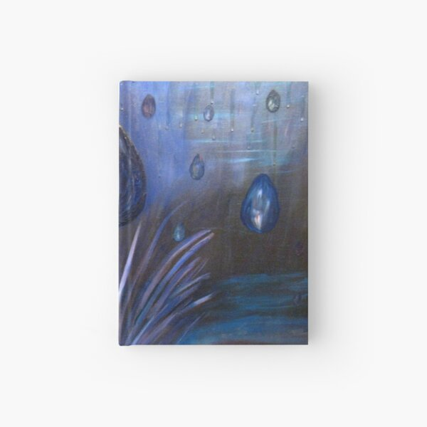Down Pour of the Soul Hardcover Journal