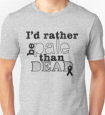 Melanoma Awareness Unisex T-Shirt