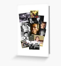 Billy through the years Greeting Card