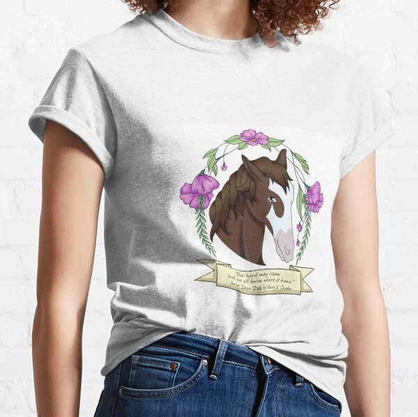 Kiki with Janco's quote from Dawn Study Classic T-Shirt