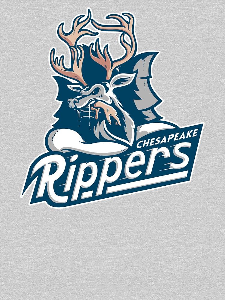 Chesapeake Rippers | Unisex T-Shirt