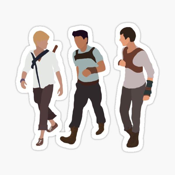 The Ivy Trio Sticker