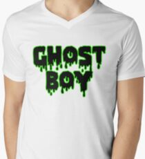 Ghost Boy Men's V-Neck T-Shirt