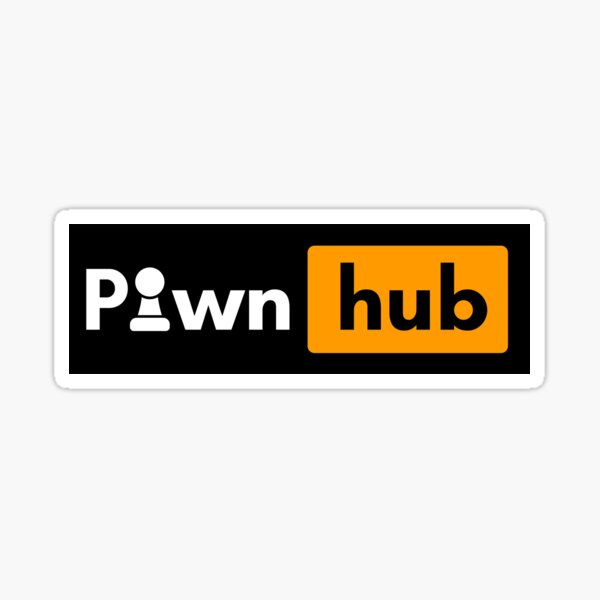 Pawnhub Sticker