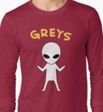 Oikawa Tooru's Alien Shirt Design Long Sleeve T-Shirt