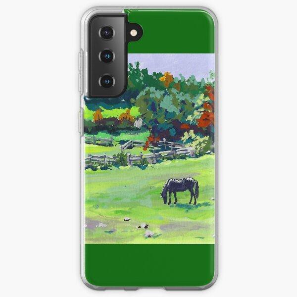 Townsend Horse Farm Samsung Galaxy Soft Case
