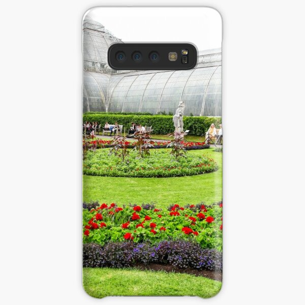 The Palm House at Kew Royal Botanic Gardens London Samsung Galaxy Snap Case
