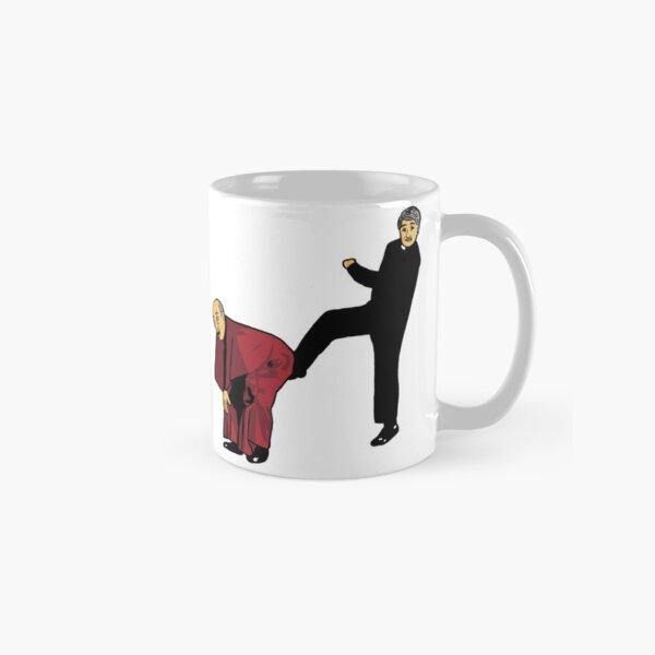 Up The Arse Classic Mug