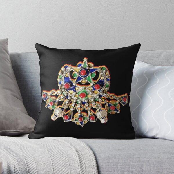 Bijoux kabyle Coussin