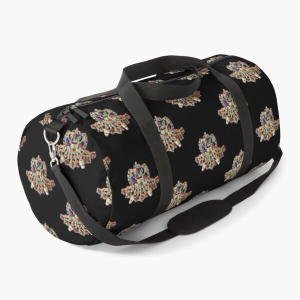 Kabyle jewelry Duffle Bag