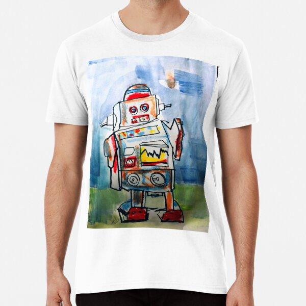 Robot Premium T-Shirt