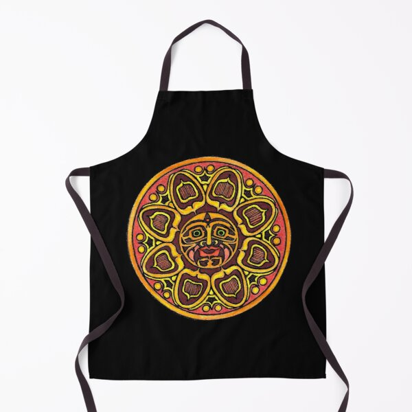 NORTHWEST SUN FACE Apron