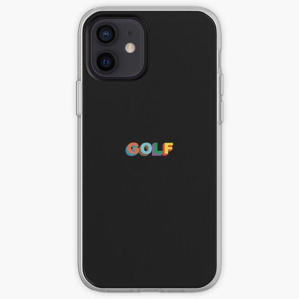 LOGO GOLF WANG Tyler le créateur golfwang Coque souple iPhone