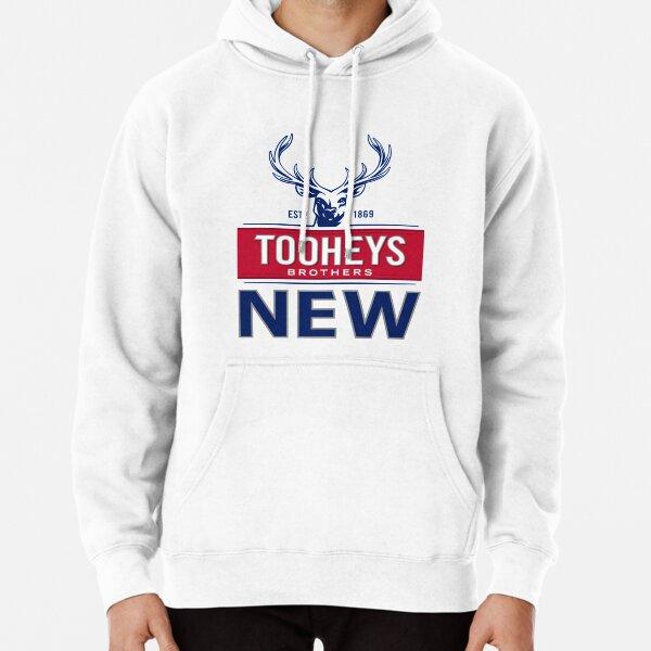 Tooheys New logo Pullover Hoodie