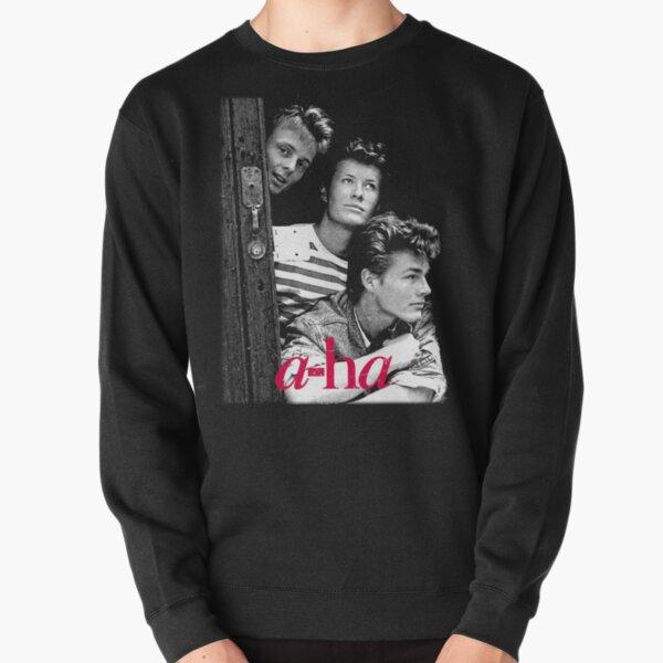 a-ha band 80s retro classic tshirt design Pullover Sweatshirt