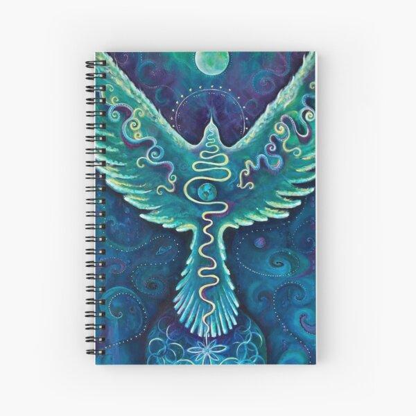 Soulbird Spiral Notebook