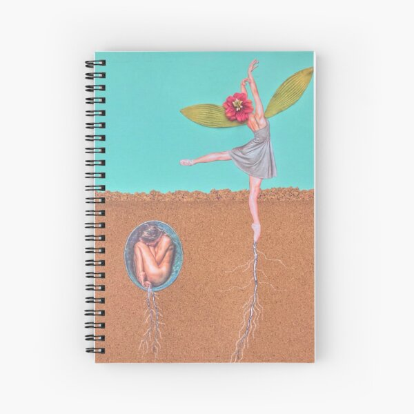 The Hope That Germinates Spiral Notebook