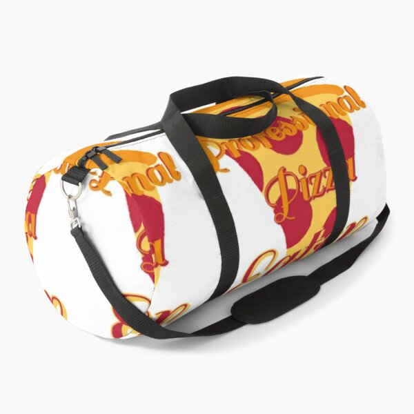 Professional pizza eater Duffle Bag