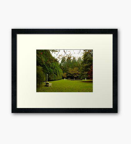 Breenhold, Mt Wilson Framed Print